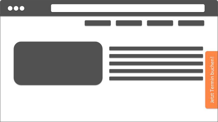 Anleitung für die Integration als Floatingbutton